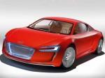 Audi E-Tron Concept 2009 фото19