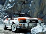 Audi Quattro Group 4 Rally Car 1981-1982 фото02