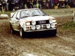 Audi Quattro Group 4 Rally Car 1981-1982 фото04
