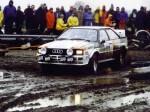 Audi Quattro Group 4 Rally Car 1981-1982 фото05