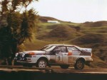Audi Quattro Group 4 Rally Car 1981-1982 фото06