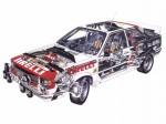 Audi Quattro Group 4 Rally Car 1981-1982 фото08