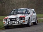 Audi Quattro Group B Rally Car 1983-1986 фото01