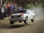 Audi Quattro Group B Rally Car 1983-1986 фото02