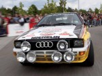 Audi Quattro Group B Rally Car 1983-1986 фото06