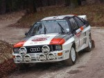 Audi Quattro Group B Rally Car 1983-1986 фото08