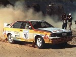 Audi Quattro Group B Rally Car 1983-1986 фото09