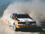 Audi Quattro Group B Rally Car 1983-1986 фото10