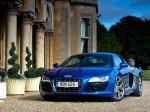 Audi R8 V10 UK 2009 фото01
