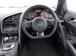 Audi R8 V10 UK 2009 фото05