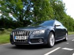 Audi S5 Coupe UK 2008 фото01