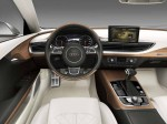 Audi Sportback Concept 2009 фото15
