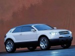 Audi Steppenwolf Concept 2000 фото04