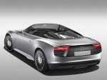 Audi e-Tron Spyder 2010 фото06