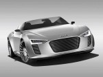 Audi e-Tron Spyder 2010 фото08