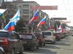 Автопробег в честь Великой Победы пройдет завтра в Волгограде