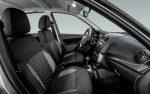 LADA Granta Liftback передние сиденья