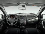 Lada Granta Hatchback передняя панель