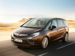 Новый Opel Zafira