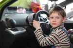 Презентация Chevrolet Spark в автоцентре «Пумас»