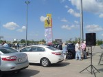 Автомобильный праздник в Камышине