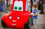 детский автомобильный клуб АГАША