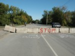 Мост через Латошинку могут открыть уже 1 ноября, но не для всех