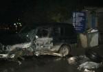 В Волгограде «Порше Кайен» протаранил четыре машины и врезался в дом