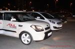Новый Kia Rio в большом городе! Презентация от А.С.-Авто.