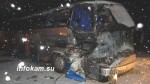 Автобус с волгоградскими детьми попал в аварию под Камышином