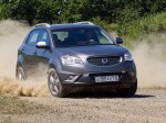 SsangYong New Actyon 4