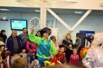 Детский праздник в Hyundai компании Агат 10