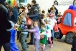 Детский праздник в Hyundai компании Агат 7