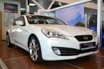 Выразительная мощь Hyundai Genesis Coupe
