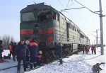 Водитель «КамАЗа» погиб в столкновении с локомотивом: возбуждено уголовное дело