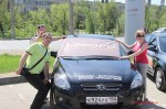Автопробег ceed.ru в Волгограде 12