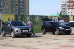 Презентация Peugeot 4008 в Волгограде 31