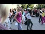 Танцевальный флешмоб в Волгограде от Агат!