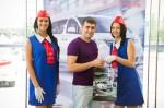 Презентация Toyota Alphard Волгоград 14