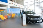В отпуск вместе с Volkswagen Passat 15