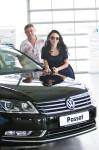 В отпуск вместе с Volkswagen Passat 18