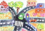 Знатоки дорожных правил Агаша - фото 06
