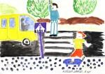 Знатоки дорожных правил Агаша - фото 08
