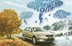 Комплексная диагностика Skoda за 999 рублей