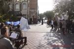 Открытие памятника шофёру Адаму Козлевичу Арконт Волгоград  Фото 05