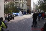 Открытие памятника шофёру Адаму Козлевичу Арконт Волгоград  Фото 06
