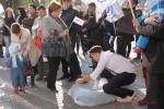 Открытие памятника шофёру Адаму Козлевичу Арконт Волгоград  Фото 09