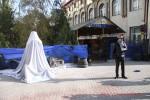 Открытие памятника шофёру Адаму Козлевичу Арконт Волгоград  Фото 10