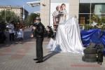 Открытие памятника шофёру Адаму Козлевичу Арконт Волгоград  Фото 20