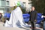 Открытие памятника шофёру Адаму Козлевичу Арконт Волгоград  Фото 22